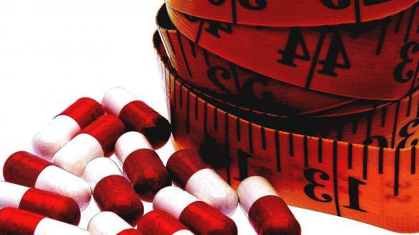 az egészséges fogyás aránya