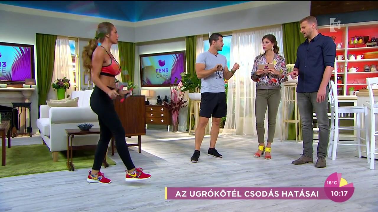 Lépcsős edzés - Fogyókúra   Femina