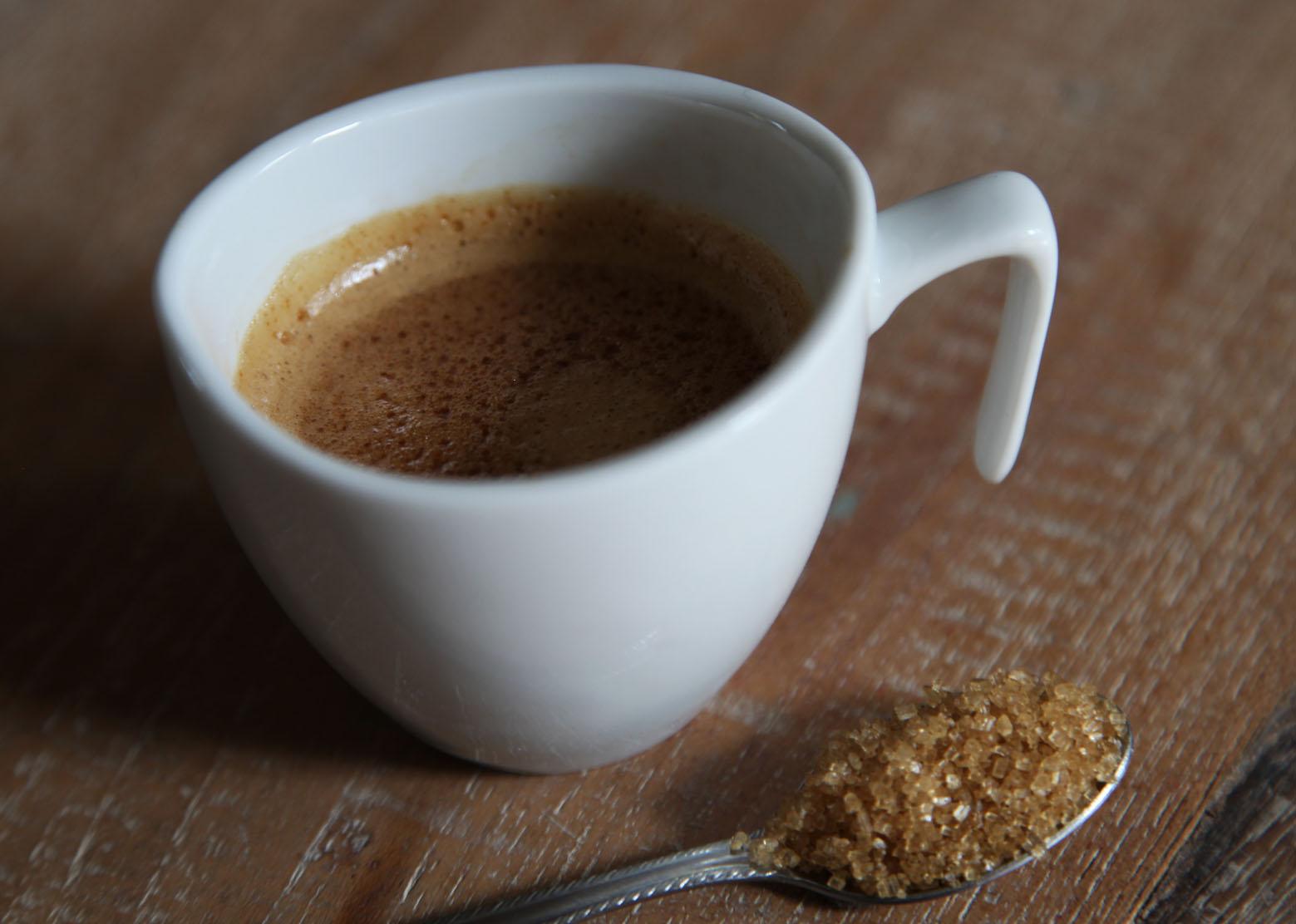 A fekete kávé fogyni fog fogyás tábor ibiza