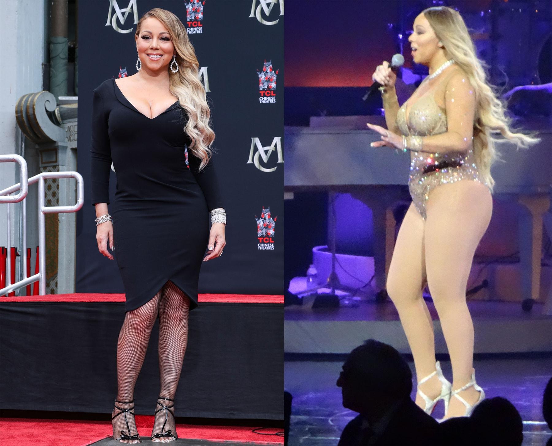 Ezzel az étrenddel fogyott 40 kilót Mariah Carey | kerepesiek.hu