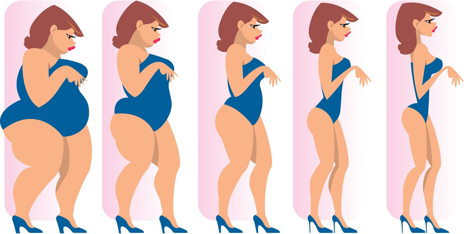 Tartós fogyás: orvosi tippek, a hasi zsír és a legegyszerűbb módszer - Dívány