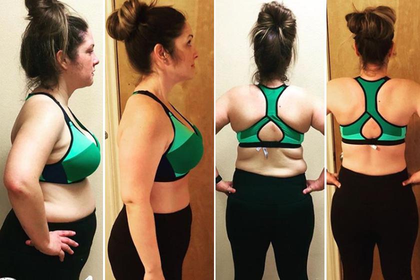 Fogyi történetek: Magdi 30 kilót dobott le pár hónap alatt
