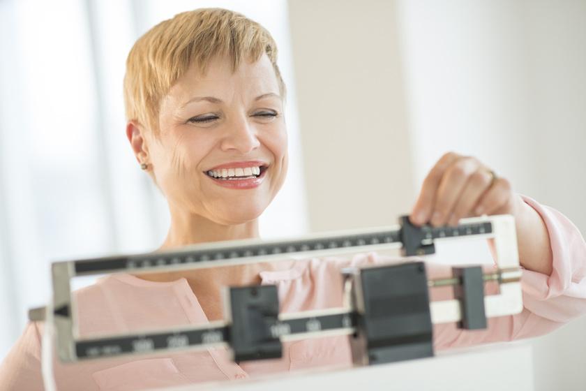 hogyan lehet lefogyni 63 éves kornál