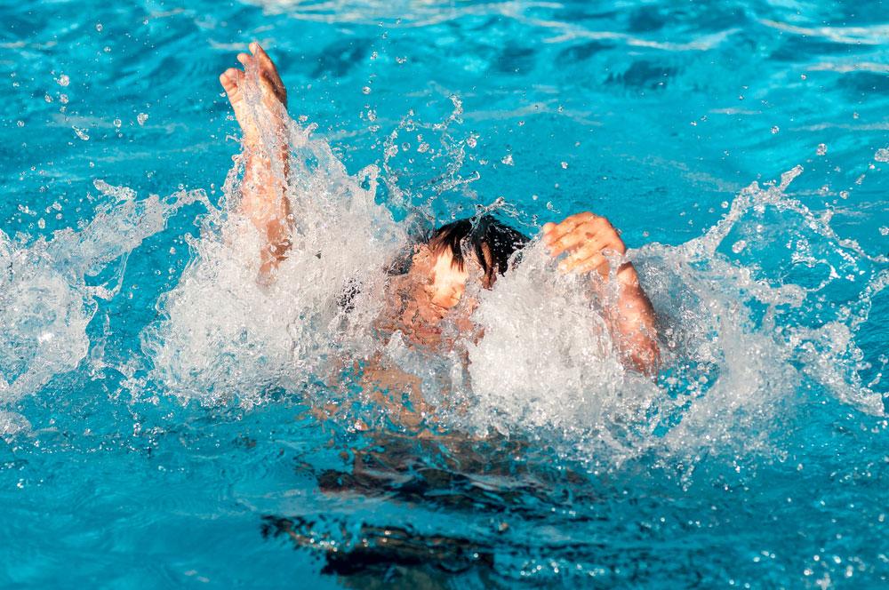 medence fogyás fogyni a hátán fekve