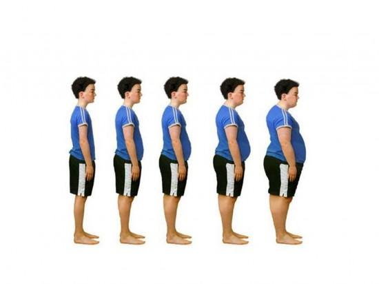 túlsúlyos fogyás