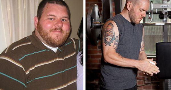 Photoshop-csalással vádolják a férfit, aki másfél év alatt kilót fogyott